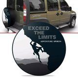 Capa-de-Estepe-sem-Limites-Doblo-Adventure-2003-2004-2005-2006-2007-2008-Aro-15-Polegadas-com-Cadeado