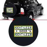 -Capa-de-Estepe-Gentileza-Tracker-2007-2008-2009-Aro-16-Polegadas-com-Cadeado