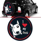 -Capa-de-Estepe-Love-Dog-Tracker-2007-2008-2009-Aro-16-Polegadas-com-Cadeado