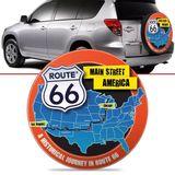 -Capa-de-Estepe-Rota-66-Toyota-Rav4-2006-2007-2008-2009-2010-2011-2012-Aro-17-Polegadas-com-Cadeado