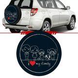 Capa-de-Estepe-Family-Toyota-Rav4-2006-2007-2008-2009-2010-2011-2012-Aro-17-Polegadas-com-Cadeado
