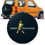 -Capa-de-Estepe-Keep-Rocking-Jimny-2012-2013-2014-2015-2016-Aro-15-Polegadas-com-Cadeado