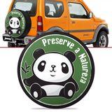 -Capa-de-Estepe-Panda-Jimny-2012-2013-2014-2015-2016-Aro-15-Polegadas-com-Cadeado