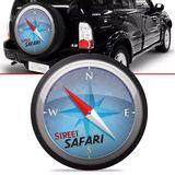 Capa-de-Estepe-Safari-Tracker-2007-2008-2009-Aro-16-Polegadas-com-Cadeado