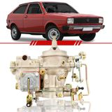 Combo-Gol-Ar-Bx-1982-1983-1984-1985-1986-Motor-1600-Par-Carburador-Original-Brosol-Dupla-Carburacao-a-Alcool-Completo