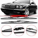 -Par-de-Palhetas-Steel-Standard-Dianteira-original-Trico-Jaguar-Xj8-Xk8-Limpador-de-Parabrisa-Modelo-Rodo-20-Polegadas