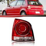 -Lanterna-Traseira-Polo-Hatch-2007-2008-2009-2010-2011-2012-2013-2014-Bicolor-Moldura-Rubi