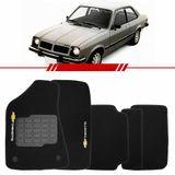 Tapete-Carpete-Preto-Chevette-1974-a-1995-Logo-Bordado-2-Lados-Dianteiro
