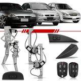 Combo-Corsa-Sedan-1996-a-2014-4-Portas-Kit-Vidro-Eletrico-Dianteiro-Sensorizado---Alarme-Positron-Cyber-Fx-330