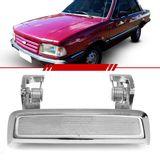 Macaneta-Externa-Porta-Del-Rey-1981-1982-1983-1984-1985-1986-1987-1988-1989-1990-1991-Scala-Del-Rey-Belina-sem-Chave-Cromado-2-e-4-Portas