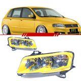 Farol-Fiat-Stilo-2002-2003-2004-2005-2006-2007-2008-Mascara-Amarelo-Indianapolis-sem-Milha-Plug-Quadrado