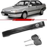 Macaneta-Externa-Porta-Dianteira-Versailles-1991-1992-1993-1994-1995-1996-Royale-com-Chave-Friso-Preto-2-e-4-Portas