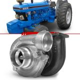 Turbina-Ford-New-Holland-Trator-Tractor-5610-6600-6610-Motor-Ford-268-Turbo