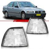 Lanterna-Dianteira-Pisca-Seta-Bmw-E36-1991-1992-1993-1994-1995-1996-1997-4-Portas-Cristal-