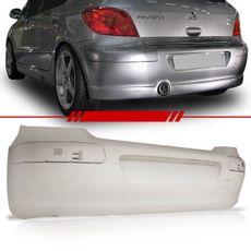 Parachoque-Traseiro-307-Hatch-2002-2003-2004-2005-2006-2007-2008-2009-Primer