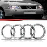 Emblema-Grade-Audi-A3-1996-1997-1998-1999-2000-2001-2002-2003-2004-2005-2006