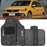 Tapete-Carpete-Grafite-Gol-Rallye-2009-2010-2011-2012-Logo-Bordado-2-Lados-Dianteiro