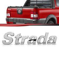 Emblema-Tampa-Traseira-Strada-2002-2003-2004-2005-2006-2007-2008-2009-2010-2011-2012-Cromado