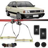 Kit-Vidro-Eletrico-Simples-Gol-Voyage-Parati-Saveiro-1985-1986-1987-1988-1989-1990-1991-1992-1993-1994-2-Portas