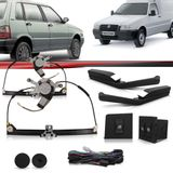 Kit-Vidro-Eletrico-Dianteiro-Simples-Uno-Fiorino-2004-2005-2006-2007-2008-2009-2010-2011-2012-2013-4-Portas