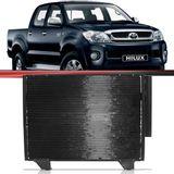 Condensador-Ar-Hilux-2010-Gasolina-Radiador