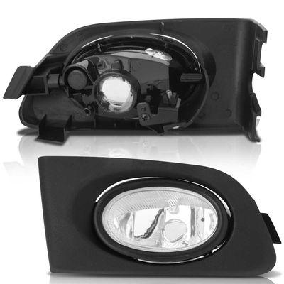 Kit-Farol-de-Milha-Auxiliar-Civic-2001-2002-2003-Botao-Modelo-Original