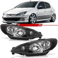 Farol-206-1999-a-2010-Mascara-Negra-Foco-Duplo-Lado-Esquerdo-Motorista