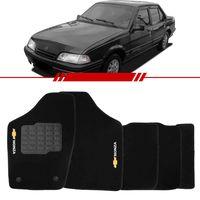 Tapete-Carpete-Preto-Monza-Tubarao-1991-1992-1993-1994-1995-1996-Logo-Bordado-2-Lados-Dianteiro