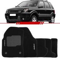 Tapete-Carpete-Preto-Ecosport-2003-2004-2005-2006-2007-2008-2009-2010-2011-2012-Logo-Bordado-2-Lados-Dianteiro