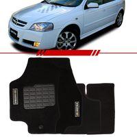 Tapete-Carpete-Preto-Astra-2003-2004-2005-2006-2007-2008-2009-2010-2011-Etiqueta-de-Vinil-2-Lados-Dianteiro