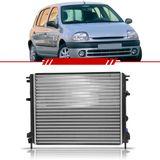 Radiador-Clio-1.0-16v-1.6-8v-16v-1999-2000-2001-2002-2003-2004-2005-2006-2007-2008-2009-2010-2011-Sandero-com-Ar-Condicionado-Transmissao-Mecanica