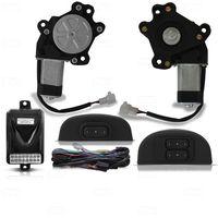 Kit-Vidro-Eletrico-Dianteiro-Sensorizado-Amarok-2010-2011-2012-2013-2014-Cabine-Dupla