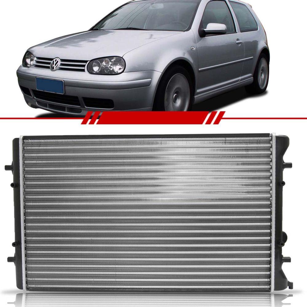 Radiador Golf 1 8 1 8 Turbo 1999 2000 2001 2002 2003 2004