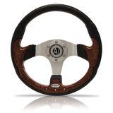 Volante-Esportivo-Woodpecker-Madeira-320mm