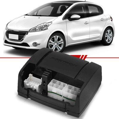 Modulo-de-Vidro-Eletrico-Dianteiro-Pronnect-440-Dedicado-Peugeot-208-2013-2014-2015-4-Portas-Automatizado