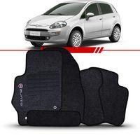 Tapete-Carpete-Personalizado-Grafite-Punto-2012-2013-2014-2015-Logo-Fiat-Bordado-Lado-Esquerdo-Dianteiro-Motorista