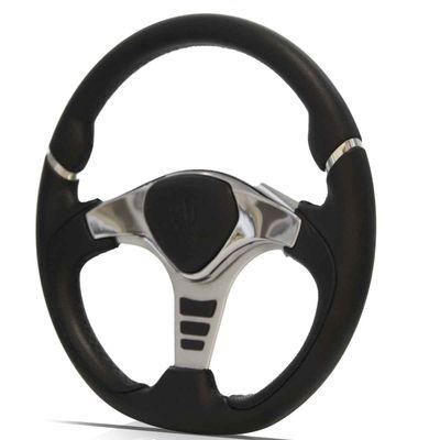Volante-Esportivo-Vanquish-Cromado-350mm
