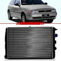 Radiador-Gol-1.0-8v-16v-1997-1998-1999-2000-2001-2002-2003-2004-2005-2006-2007-2008-Parati-com-Ar-Condicionado