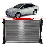 Radiador-Punto-1.6-1.8-2008-2009-2010-2011-Linea-com-e-sem-Ar-Condicionado