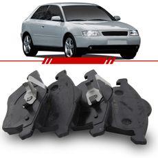 Jogo-Pastilha-de-Freio-Dianteira-Audi-A3-1.8i-1997-1998-1999-2000-2001-2002-2006-Quattro-S3-Sistema-Teves