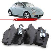Jogo-Pastilha-de-Freio-Dianteira-Volkswagen-Audi-Seat-Sistema-Teves-sem-Sensor-de-Desgaste