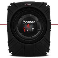 Caixa-de-Som-Selada-Slim-Bomber-Subwoofer-10-Polegadas-200-Watts-Rms-Passiva-sem-Amplificador