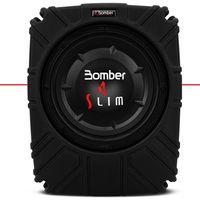Caixa-de-Som-Selada-Slim-Bomber-Subwoofer-8-Polegadas-175-Watts-Rms-Ativa-com-Amplificador