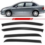 Jogo-Calha-de-Chuva-Peugeot-307-2002-2003-2004-2005-2006-2007-2008-2009-2010-2011-2012-Defletor-4-Portas