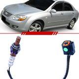 Sonda-Lambda-Finger-4-Fios-Pre-Catalisador-Cerato-2004-2005-2006-2007-2008-2009-Soul-Sportage-Sensor-de-Oxigenio