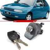 Macaneta-Externa-Tampa-do-Porta-Malas-Gol-1995-1996-1997-1998-1999-2-e-4-Portas-Eletrica-Cinza-sem-Suporte-Para-Alarme-com-Chave