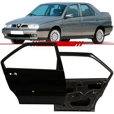 Porta-Traseira-Alfa-Romeo-164-1994-a-1995-Lado-Direito-Passageiro