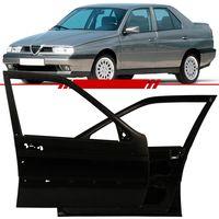 Porta-Dianteira-Alfa-Romeo-164-1994-a-1995-Lada-Direito-Passageiro