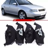 Jogo-Pastilha-de-Freio-Dianteira-Audi-A3-1996-1997-1998-Sistema-Teves