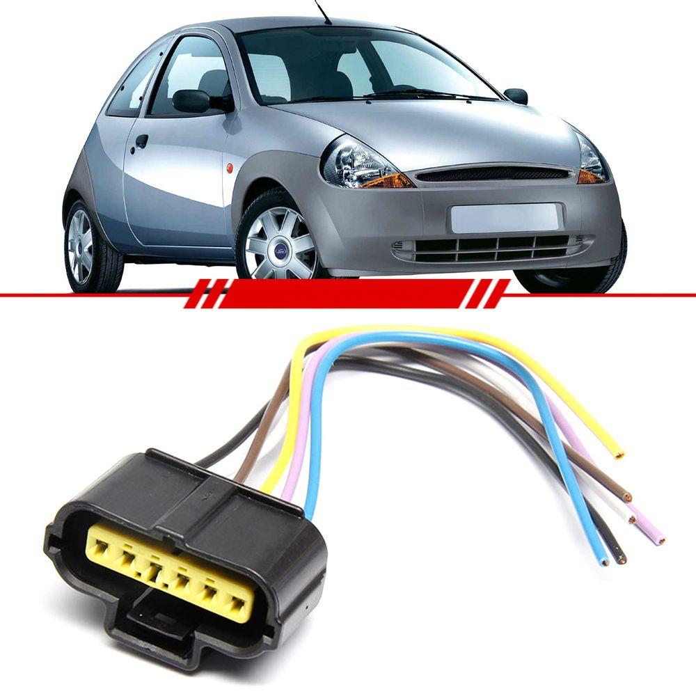 17 Acura Tl 1999 2000 2001 2002 2003 2004 2005 2006 2007: Chicote Sensor Do Fluxo De Ar Porta Fêmea Ka 1997 1998